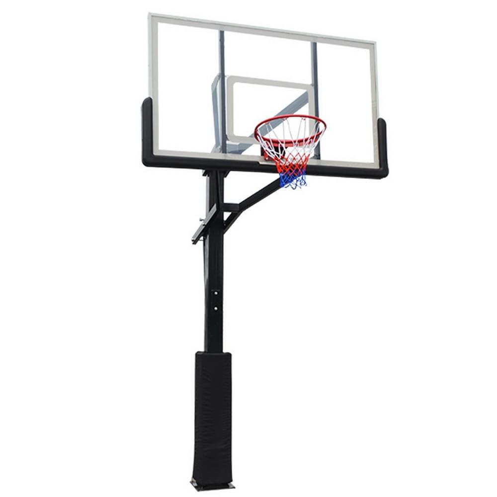 Баскетбольная стационарная стойка DFC ING72G Ing72G