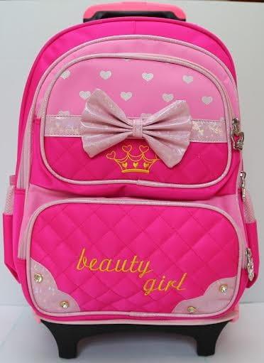 Купить Ортопедический ранец-рюкзак Edu-Play Бантик в интернет магазине игрушек и детских товаров