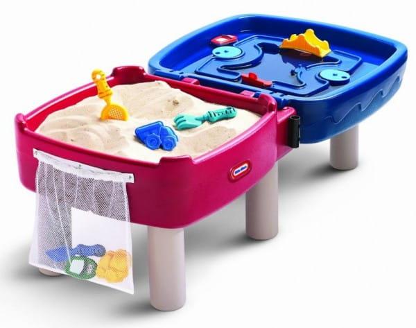Купить Стол-песочница Little Tikes в интернет магазине игрушек и детских товаров