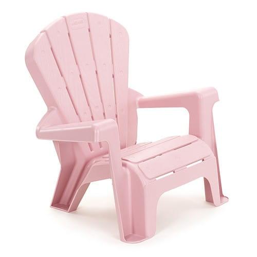 Купить Стульчик садовый Little Tikes - розовый в интернет магазине игрушек и детских товаров
