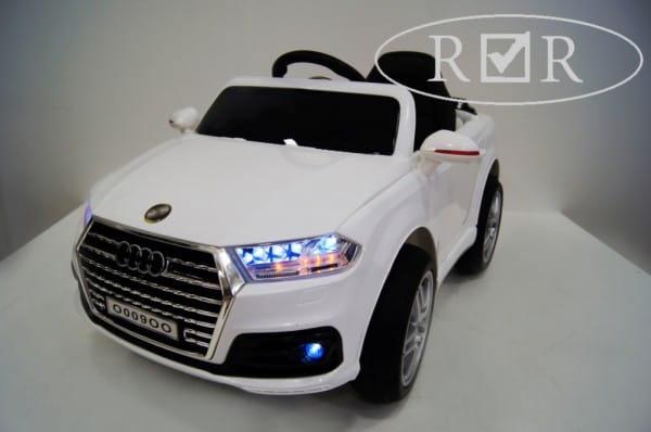 Купить Электромобиль River Toys Audi O009OO (с дистанционным управлением) в интернет магазине игрушек и детских товаров