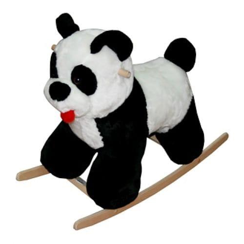 Мягкая качалка Тутси Медведь Панда