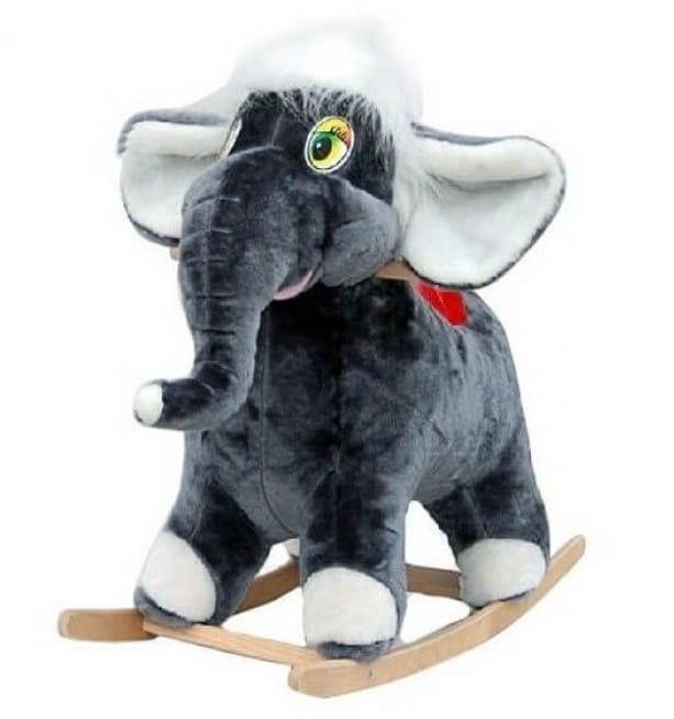 Мягкая качалка Тутси Р71188 Слон