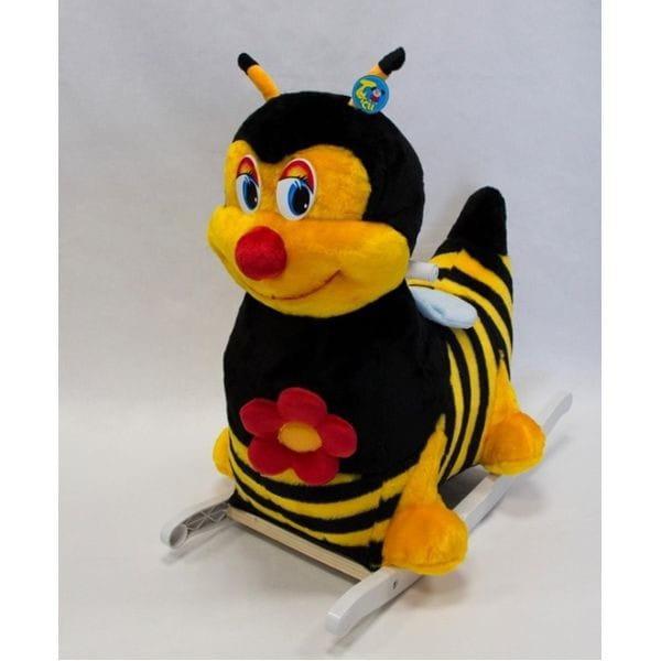 Мягкая качалка Тутси Пчелка