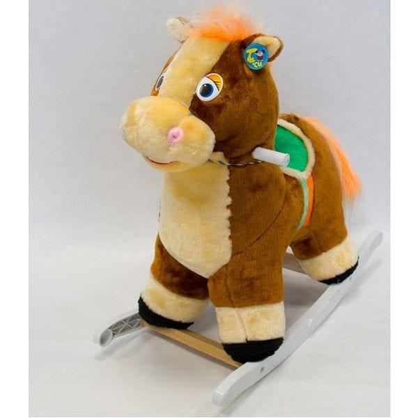 Мягкая качалка Тутси Р73525 Коняшка