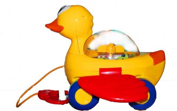 Каталка Joy Toy Утка (Play Smart)