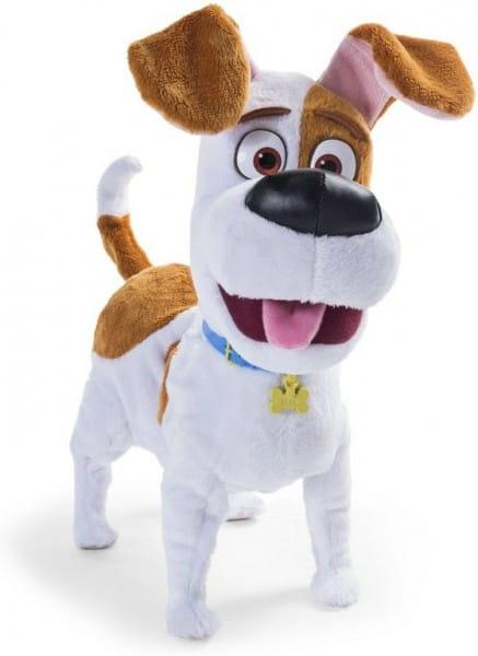 Купить Интерактивная игрушка Secret Life of Pets Тайная жизнь домашних животных Плюш (со звуковыми эффектами) в интернет магазине игрушек и детских товаров