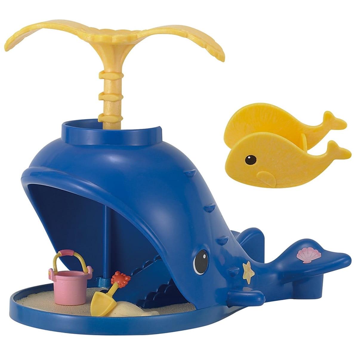 Игровой набор Sylvanian Families Детская площадка Веселый кашалот