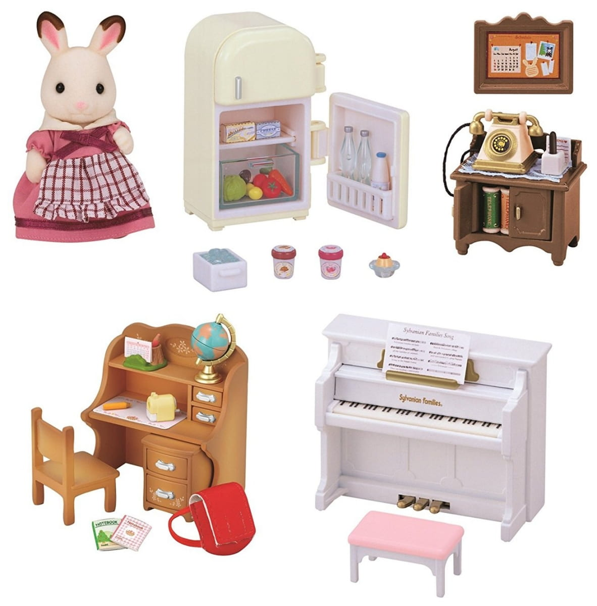 Игровой набор Sylvanian Families 5220 Мебель для дома Марии