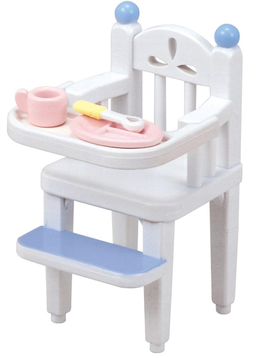 Игровой набор Sylvanian Families 5221 Стульчик для кормления малыша