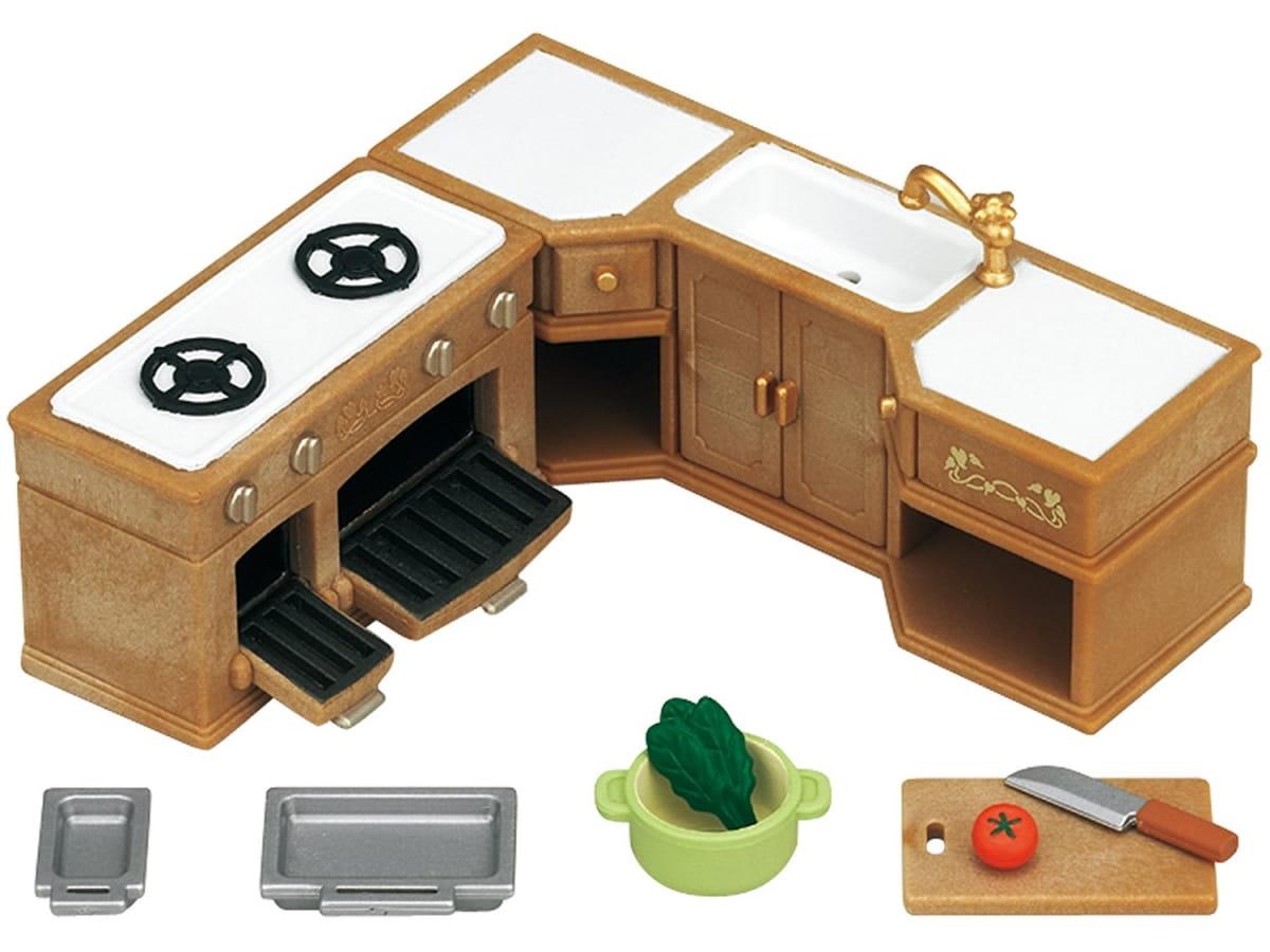 Игровой набор Sylvanian Families 5222 Кухонный гарнитур