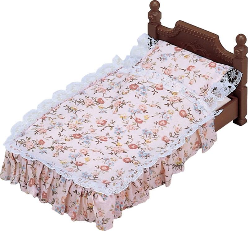 Игровой набор Sylvanian Families 5223 Большая кровать