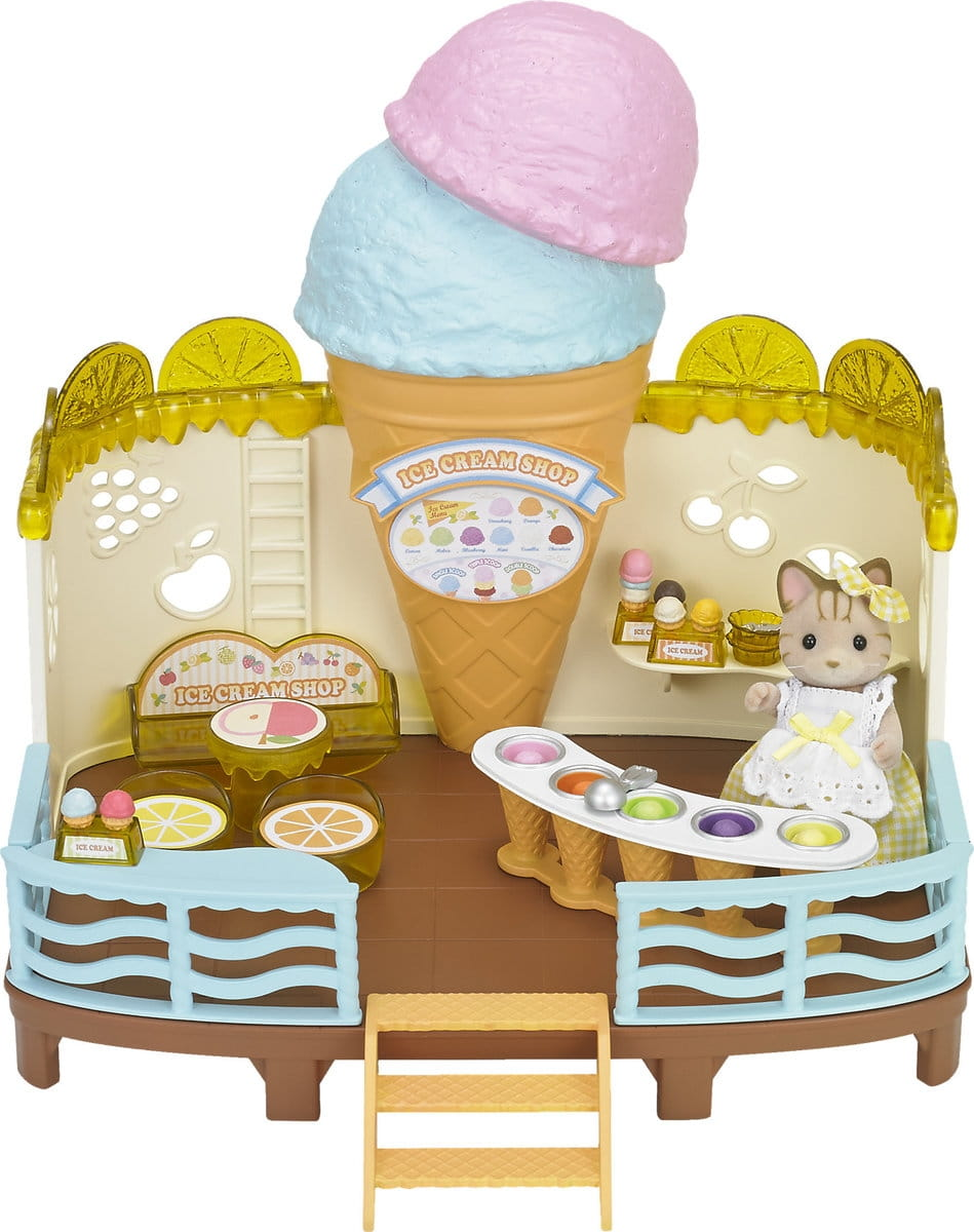 Игровой набор Sylvanian Families Кафе-мороженое