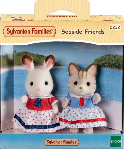 Игровой набор Sylvanian Families 5232 Подружки на море