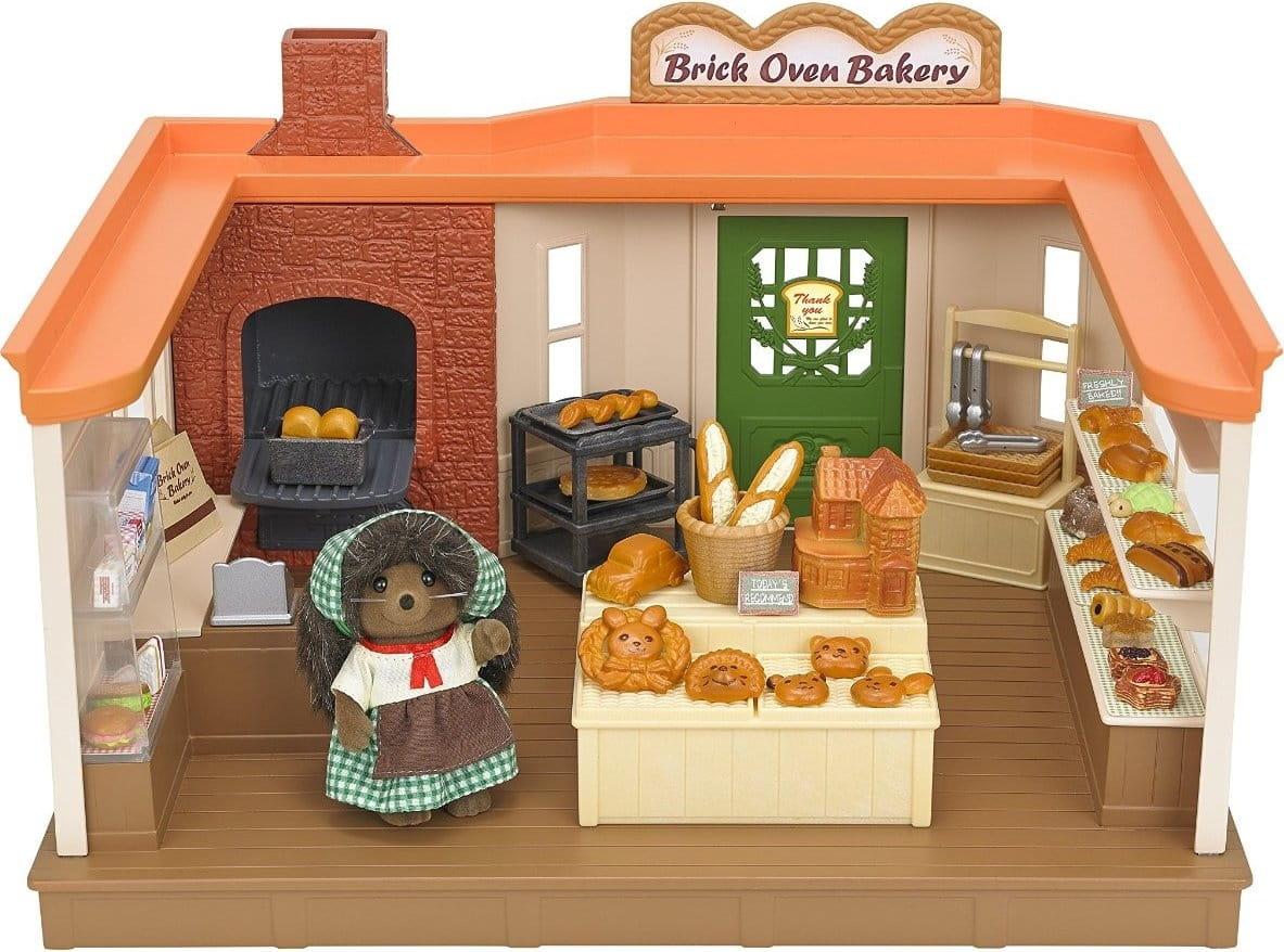 Игровой набор Sylvanian Families 5237 Пекарня