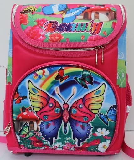 Ортопедический ранец-рюкзак Edu-Play Бабочка 2