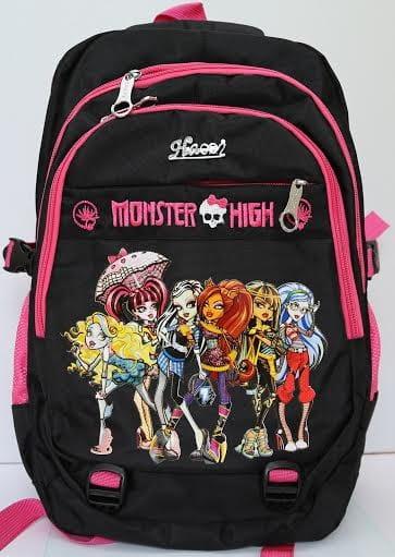 Купить Ортопедический ранец-рюкзак Edu-Play Школа монстров в интернет магазине игрушек и детских товаров
