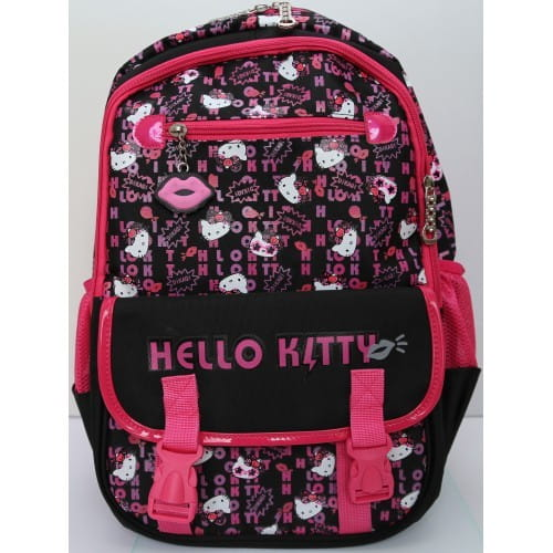 Купить Ортопедический ранец-рюкзак Edu-Play Hello Kitty - лиловый в интернет магазине игрушек и детских товаров