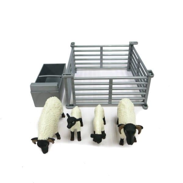 Игровой набор Tomy Farm Овечки в загоне