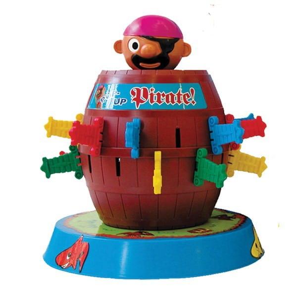 Настольная игра Tomy T7028RU Games Хитрый пират