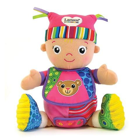 Развиваюшая игрушка Tomy Lamaze Моя первая кукла Маша