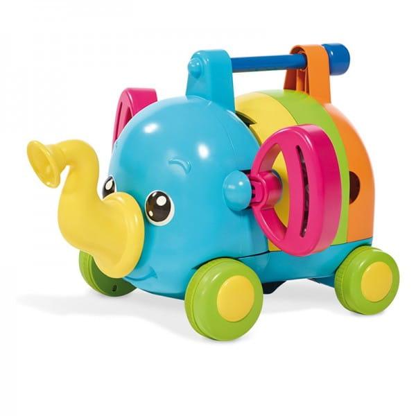 Развивающая игрушка Tomy Toys Слоненок - оркестр