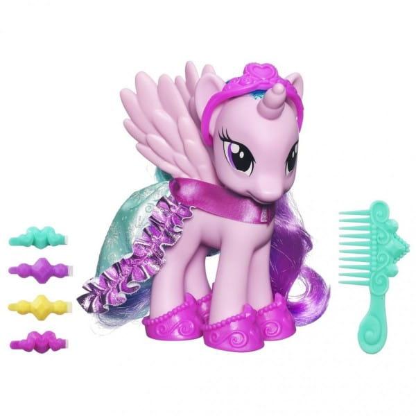 Игровой набор My Little Pony Пони-модницы Делюкс - Принцесса Каденс (Hasbro)