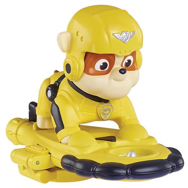 Игровой набор Paw Patrol Щенячий Патруль Фигурка спасателя со съемным рюкзаком Воздушные спасатели - Крепыш