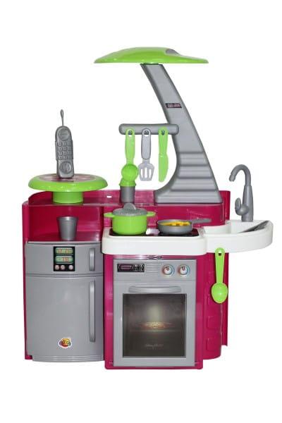 Детская кухня Coloma Laura с цветовым эффектом подогрева