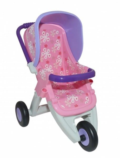 Купить Коляска для кукол Coloma №2 (3-х колесная) в интернет магазине игрушек и детских товаров