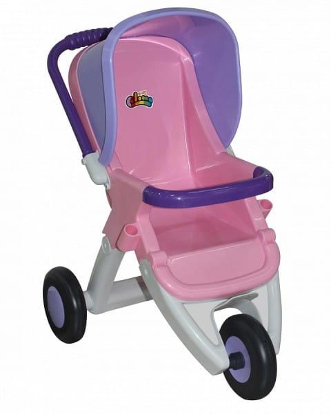 Купить Коляска для кукол Coloma 3-х колесная в интернет магазине игрушек и детских товаров
