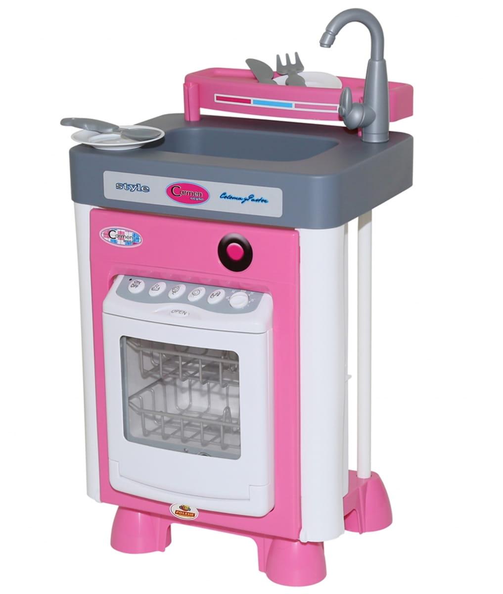 Игровой набор Coloma 47922_PLS Carmen №1 с посудомоечной машиной
