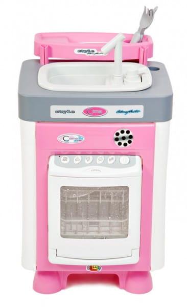Игровой набор Coloma 47946_PLS Carmen №3 с посудомоечной машиной и мойкой