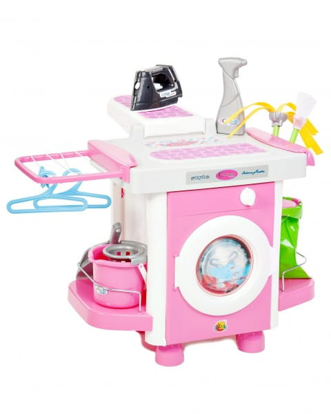 Купить Игровой набор Coloma Carmen №6 с аксессуарами и утюжком в интернет магазине игрушек и детских товаров