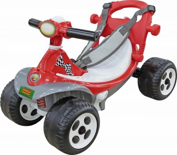 Купить Каталка Coloma Трансформер с ремешком в интернет магазине игрушек и детских товаров