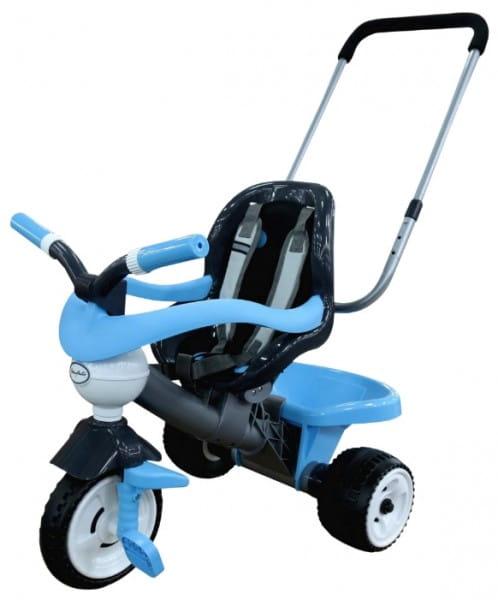 Детский велосипед Coloma 46642_PLS Амиго (с ограждением, ручкой, ремешком и мягким сиденьем)