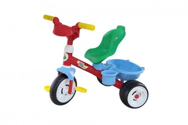 Купить Детский велосипед Coloma Беби Трайк (пластмассовые колеса) в интернет магазине игрушек и детских товаров
