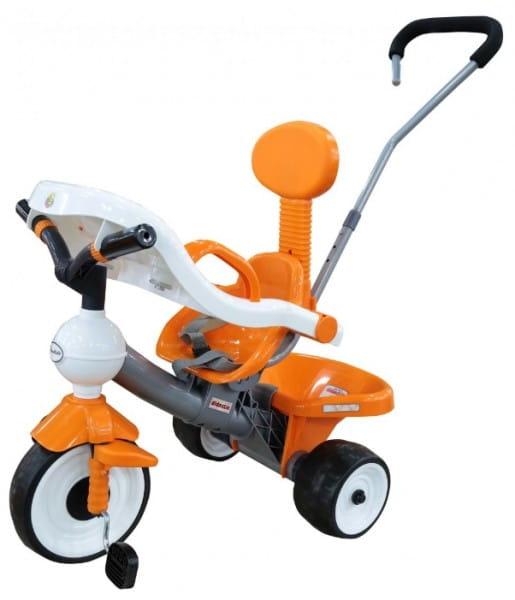 Детский велосипед Coloma 46376_PLS Дидактик №2 (с игровой панелью, ручкой и ремешком)