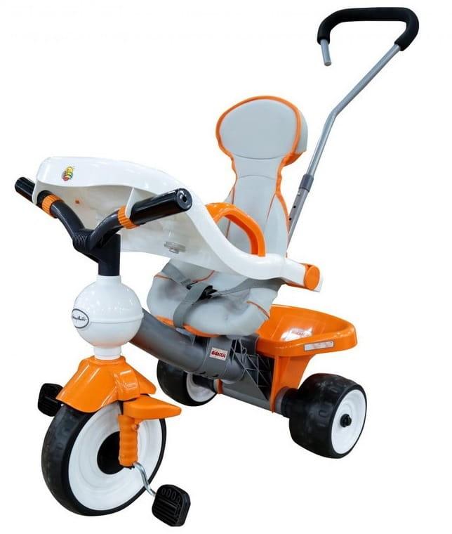 Детский велосипед Coloma 46574_PLS Дидактик №2 (с игровой панелью, ручкой, ремешком и чехлом)
