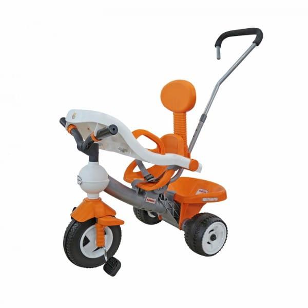 Купить Детский велосипед Coloma Дидактик №3 (с игровой панелью, ручкой и ремешком) в интернет магазине игрушек и детских товаров