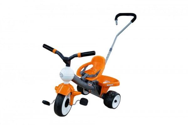 Купить Детский велосипед Coloma Дидактик (с ручкой и ремешком) в интернет магазине игрушек и детских товаров