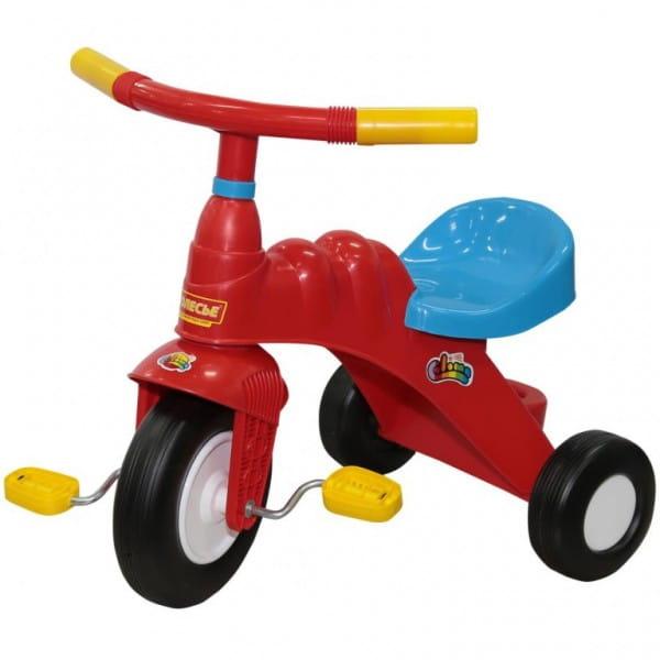 Купить Детский велосипед Coloma Малыш (пластмассовые колеса) в интернет магазине игрушек и детских товаров