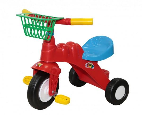 Детский велосипед Coloma Малыш с корзинкой