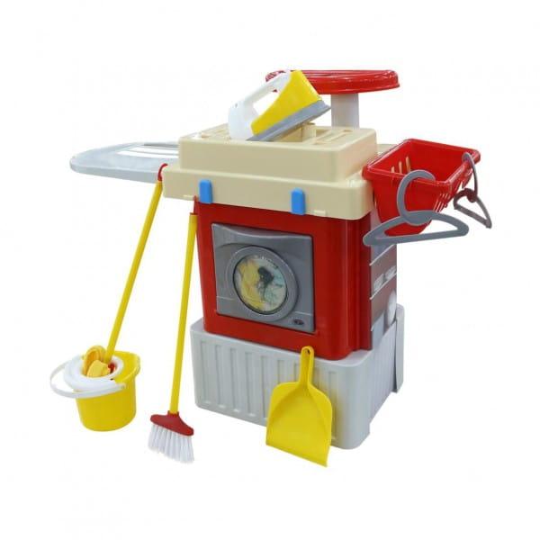 Купить Игровой набор Palau Toys Infinity basic №3 - стиральная машина в интернет магазине игрушек и детских товаров