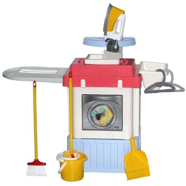 Игровой набор Palau Toys Infinity premium №1 - стиральная машина