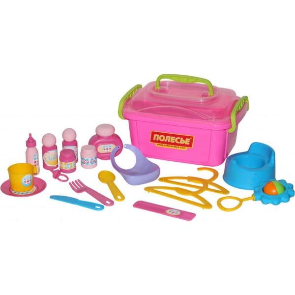 Игровой набор Palau Toys 53473_PLS Няня №2 (в контейнере)