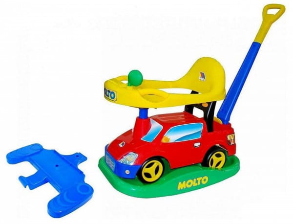 Каталка-автомобиль Molto 3569_PLS Пикап