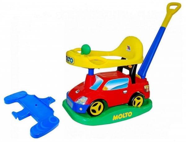 Каталка-автомобиль MOLTO 2