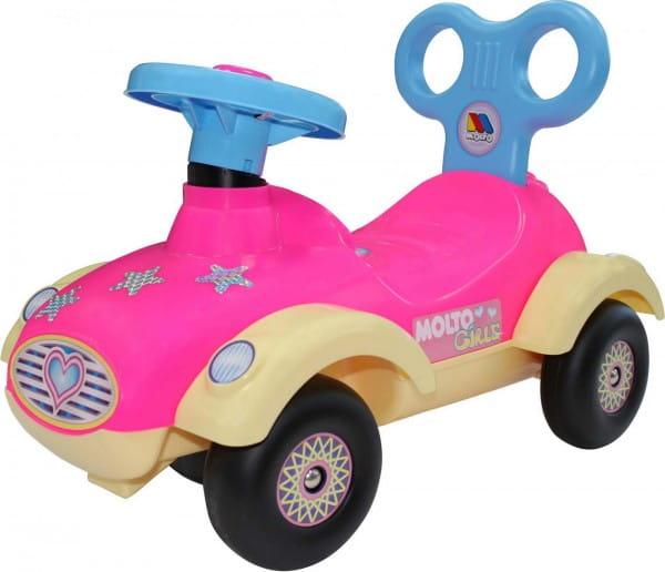 Каталка-автомобиль MOLTO Сабрина