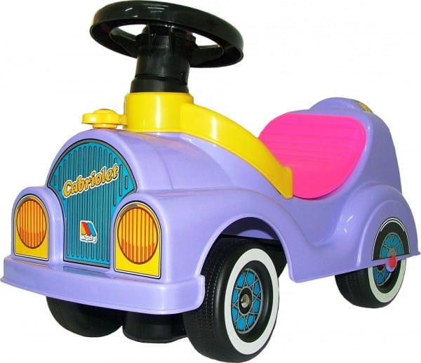 Каталка-автомобиль Molto Кабриолет 2